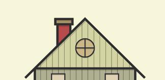 180 ngày Kanji - 宀 (mái nhà)