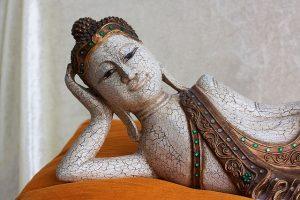 180 ngày Kanji - Tượng Phật nằm