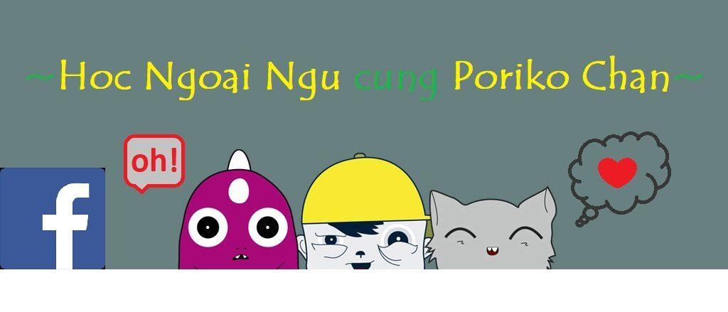 Học ngoại ngữ cùng Poriko Chan on Facebook